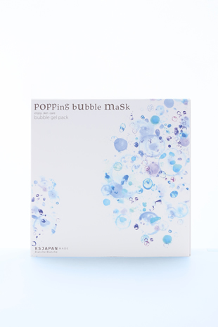 泡泡面膜POPPING BUBBLE MASK